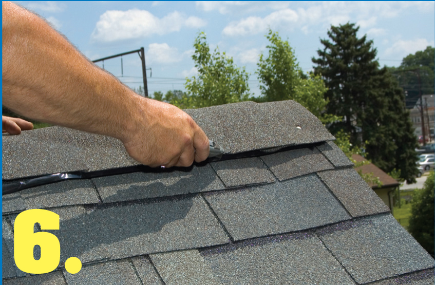 Mongoose Ridge Vent – How To Install Roof Cap Shingles